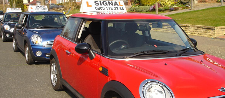 Automatic driving lessons Croydon, Wallington