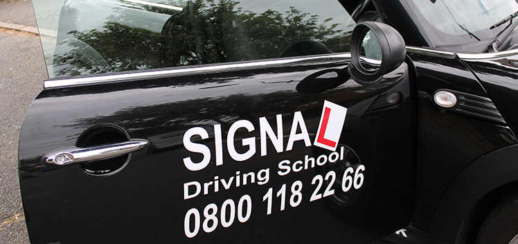 Automatic Driving Lessons Croydon